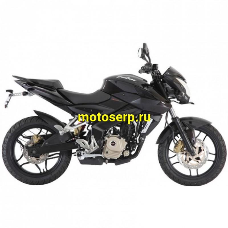 Купить  Мотоцикл BAJAJ Pulsar NS200 купить цена характеристики запчасти доставка - motoserp.ru