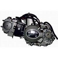 7.05.01. Двигатель в сборе (ATV) 4х2.
