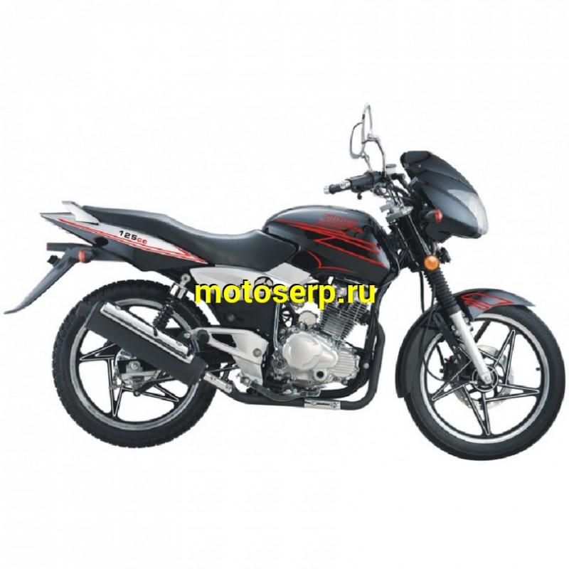 Купить  Мотоцикл КОБРА КРОССФАЕР 125 COBRA Crossfire 125 цена характеристики запчасти доставка - motoserp.ru
