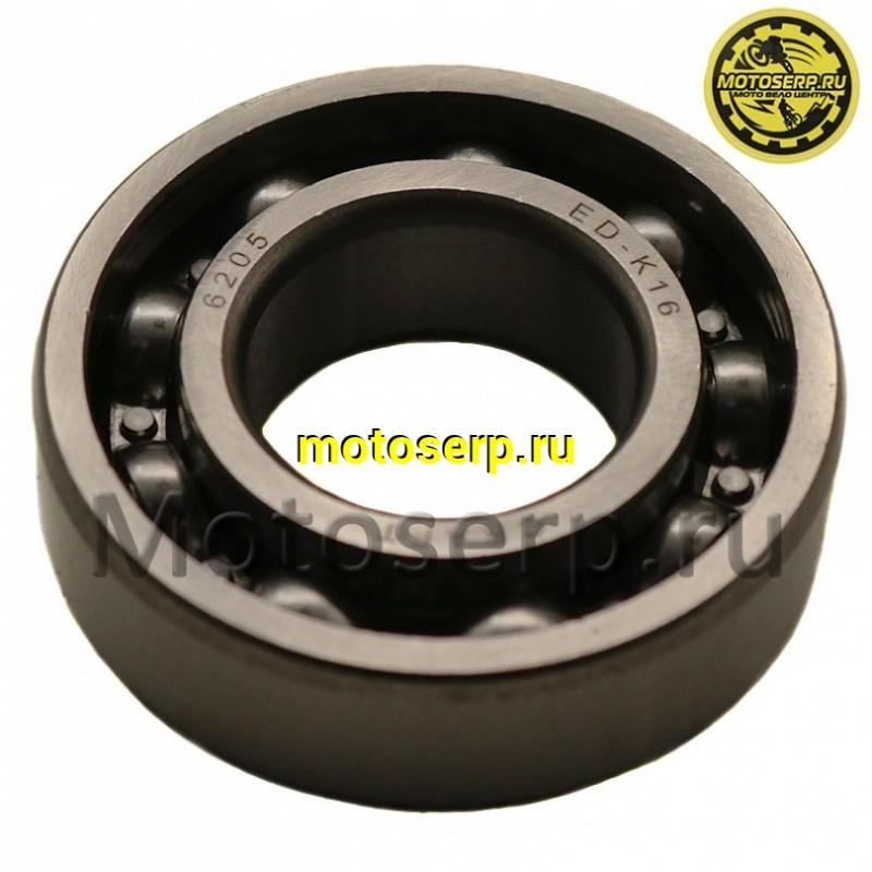 Купить  Подшипник 25*52*15 6205 (шт) (IR 4627072923431 (Дан купить с доставкой по Москве и России, цена, технические характеристики, комплектация - motoserp.ru
