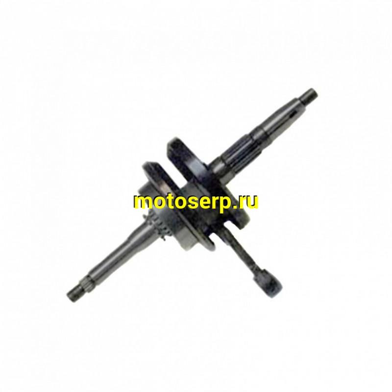 Купить  Коленвал (вал коленчатый) 158QMJ Stels VORTEX150, Tactic-150  4т.(шт)  (VM 15200J05F000  (SM 015-4053 (IR 4620761968508 (R1 купить с доставкой по Москве и России, цена, технические характеристики, комплектация - motoserp.ru