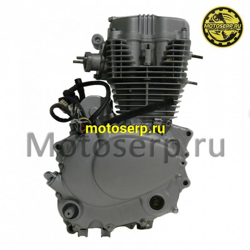Купить  Двигатель  в сб. 150cc 162FMJ (CG150) 4Т, мех 4ск, нижн р/в, (шт)  (MM 13165 (ML 4114 купить с доставкой по Москве и России, цена, технические характеристики, комплектация - motoserp.ru