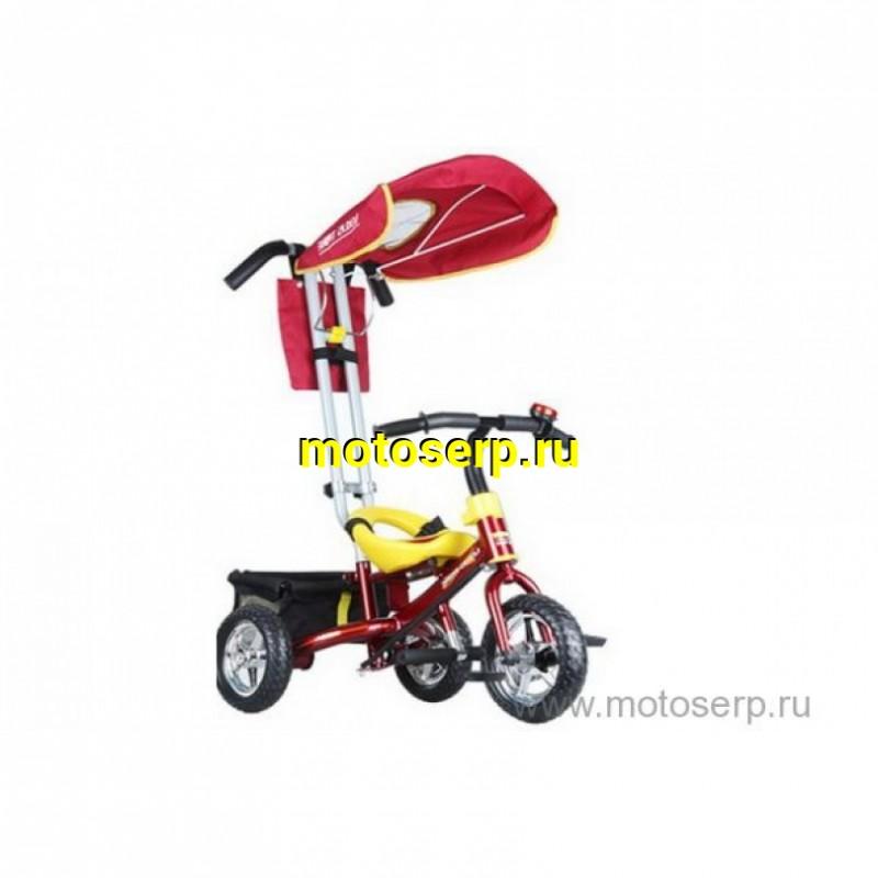 Купить  Велосипед Lexus trike (Лексус) 3-х колесный, двойная ручк красн. (шт) купить с доставкой по Москве и России, цена, технические характеристики, комплектация - motoserp.ru
