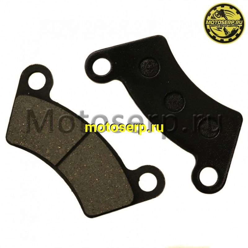Купить  Колодки тормозные задние ATV 300B левый тормоз (пара) (VM 4.3.01.3370 (SM 020059-151-7006 купить с доставкой по Москве и России, цена, технические характеристики, комплектация - motoserp.ru