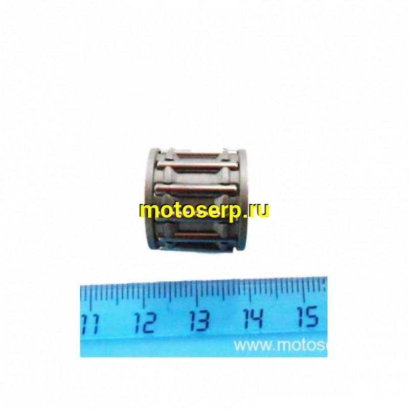 Купить  Подшипник игольчатый (сепаратор) d14mm 14*18*16,5 Yamaha BWS 100 (TW) (шт)  (SM 251-3622 (MT K-5372 (R1 (IR 4680329009128 купить с доставкой по Москве и России, цена, технические характеристики, комплектация - motoserp.ru