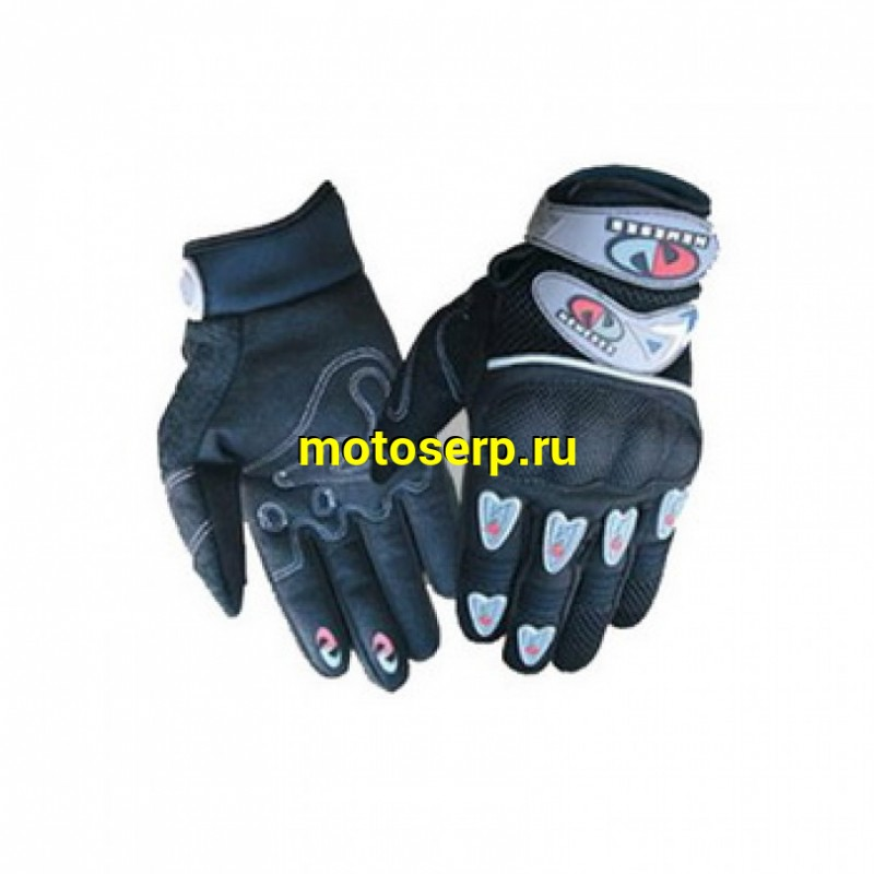 Купить  Перчатки VEGA NM-720 черные L  (пар)  (SM 740-0727 купить с доставкой по Москве и России, цена, технические характеристики, комплектация - motoserp.ru