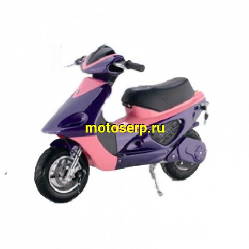 Купить  Мотоцикл (скутер) электро (STE118) 250Вт, аккумуляторно-зарядный для детей от 7 лет (шт) купить с доставкой по Москве и России, цена, технические характеристики, комплектация - motoserp.ru