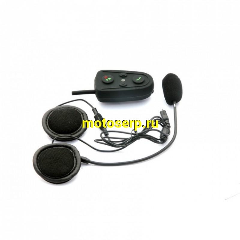 Купить  Гарнитура Bluetooth 528 для шлема (шт) (IR 4650066006599 купить с доставкой по Москве и России, цена, технические характеристики, комплектация - motoserp.ru
