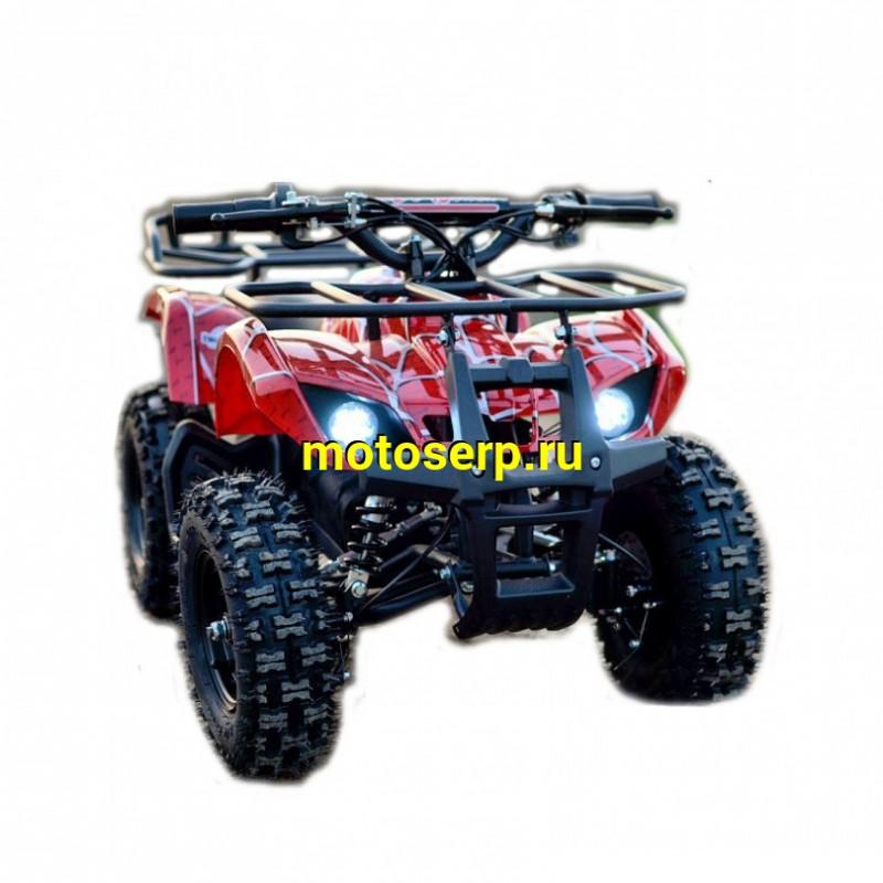 Купить  Квадроцикл электро MM RANGER электроквадоцикл 36V 500W, колеса 4.10х6, торм.диск купить с доставкой по Москве и России, цена, технические характеристики, комплектация - motoserp.ru