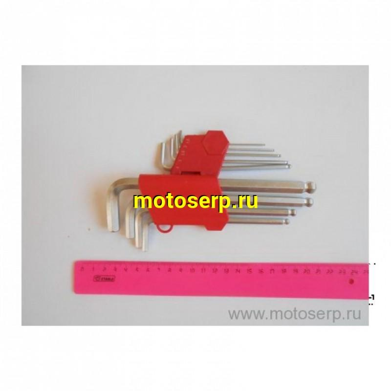 Купить  Ключи торцовые набор (шестигранники) в обойме Вело (комп) (ML 2853 купить с доставкой по Москве и России, цена, технические характеристики, комплектация - motoserp.ru