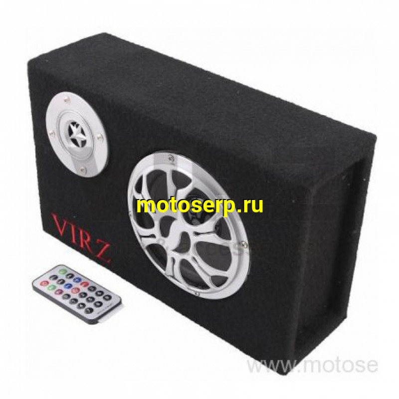 Купить  Аудиосистема (сабвуфер, MP3, ПДУ) прямоугольная (шт)  (IR 4620753549821 купить с доставкой по Москве и России, цена, технические характеристики, комплектация - motoserp.ru