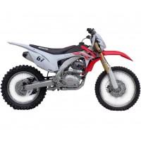 "motoserp.ru - Кросс Мотоцикл Motoland КРОСС XR 250 (спортинв), 250сс, диск, 18""/21"" (шт). (ML 4131 - МотоВелоЦентр г.Серпухов"
