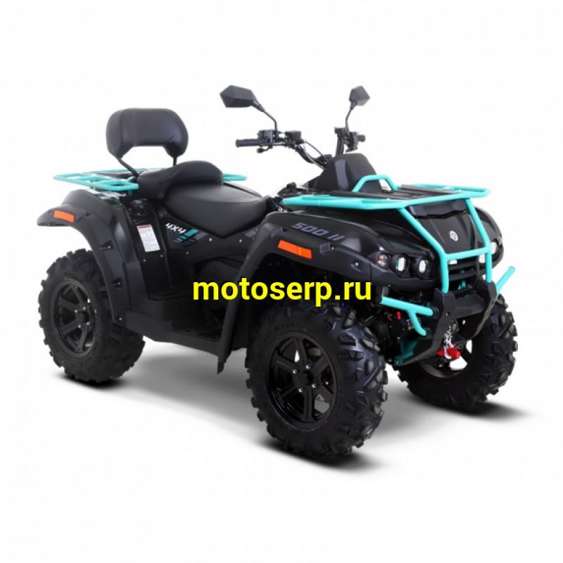 Купить  500cc Квадроцикл РМ500-2 утилит. 4х4, 500cc; механ. с вариатором; реверс,  лебед, фарк. с ПСМ (RM) (шт) (зак) купить с доставкой по Москве и России, цена, технические характеристики, комплектация - motoserp.ru