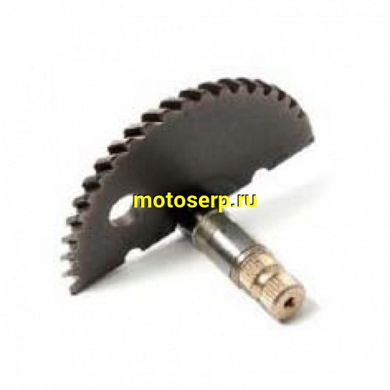 Купить  Сектор пусковой (полумесяц) Honda  TW (шт)  (SM 102-5530 (R1 купить с доставкой по Москве и России, цена, технические характеристики, комплектация - motoserp.ru