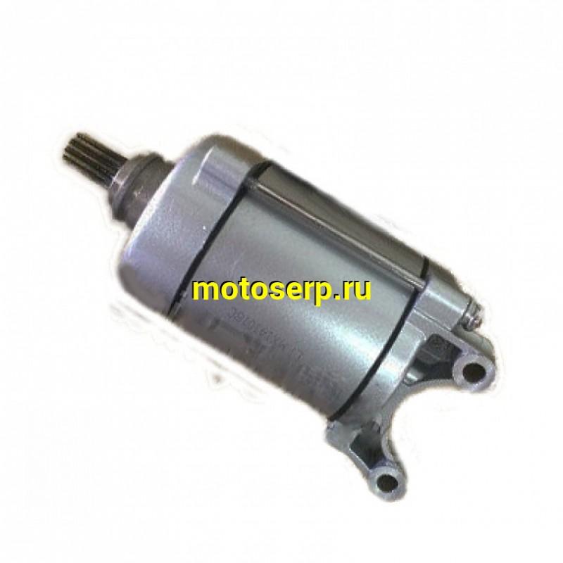 Купить  Стартер электрический (электростартер) в сб. 163FML (CG200-A) 167FML-3 (CG200D-B) 167FMM (CG250) (шт) (ML 6701 (11 зубьев) (GX CGA0601 купить с доставкой по Москве и России, цена, технические характеристики, комплектация - motoserp.ru
