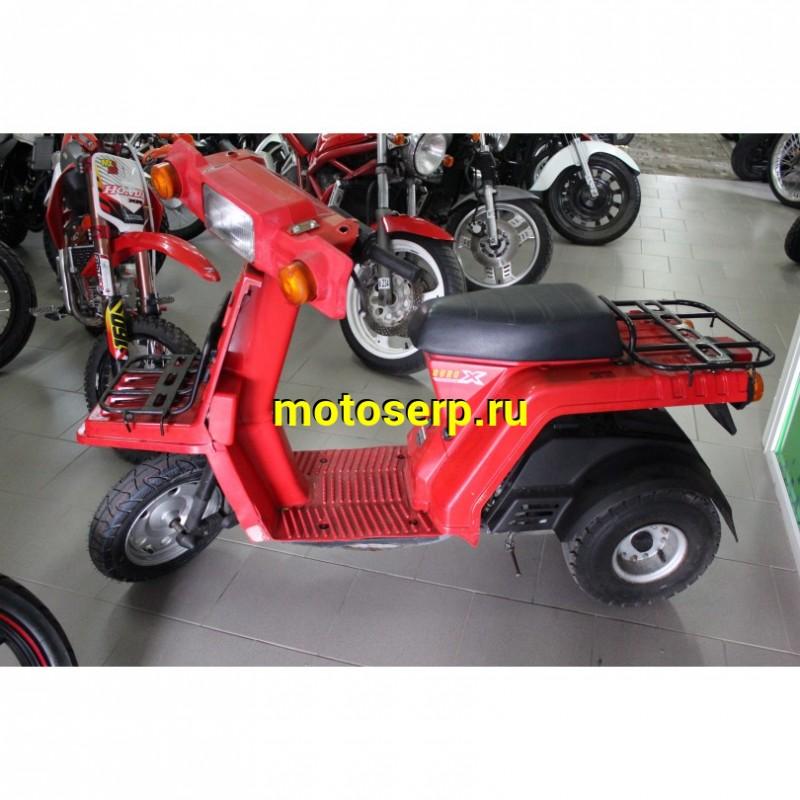Honda gyro x технические характеристики