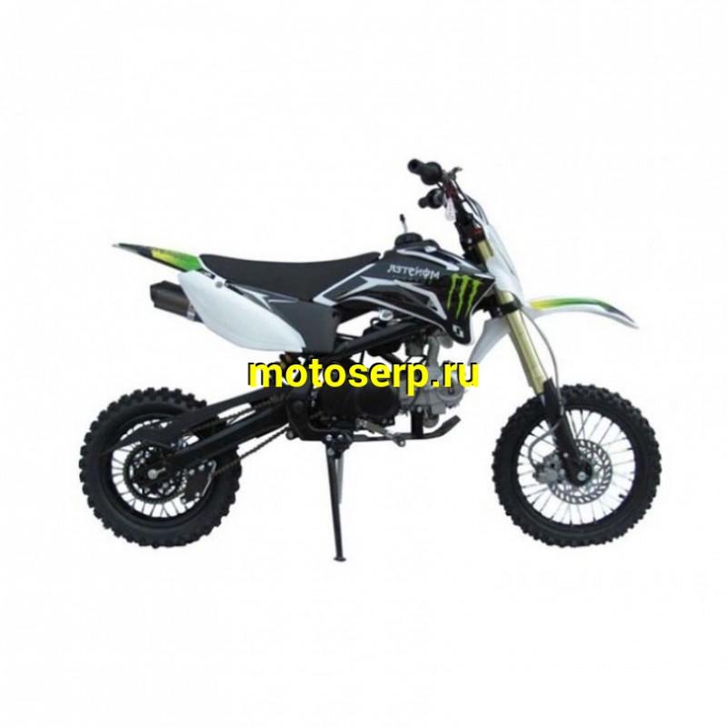 Купить  Питбайк Motoland КРОСС XR купить цена характеристики запчасти доставка - motoserp.ru