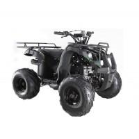 """motoserp.ru - 125cc Квадроцикл MOTAX ATV Grizlik Super LUX 125cc, утилит.детск 9-12лет, полуавтомат 3+1(реверс), 4Т, эл/ст., кол. 8"""" разношир, диск/диск ножной (шт) - МотоВелоЦентр г.Серпухов"""
