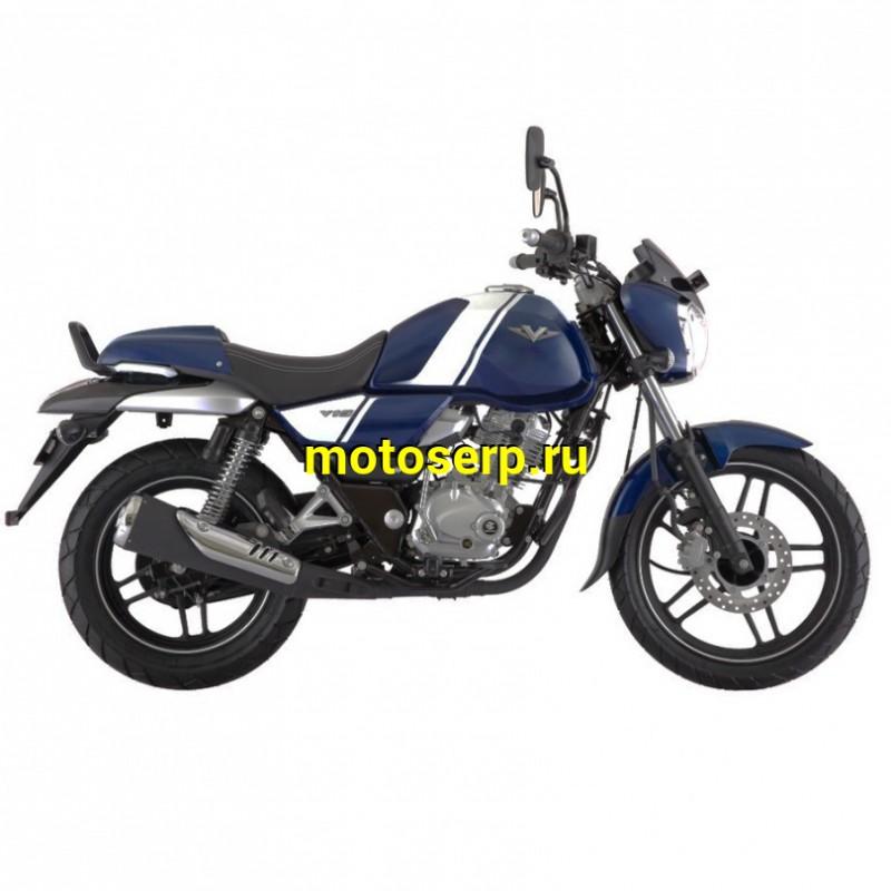 Купить  Мотоцикл BAJAJ V 150 БАДЖАЖ цена характеристики запчасти доставка - motoserp.ru