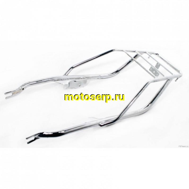 Купить  Багажник YM ATTAX (задний) (шт) (YM 59404 купить с доставкой по Москве и России, цена, технические характеристики, комплектация - motoserp.ru