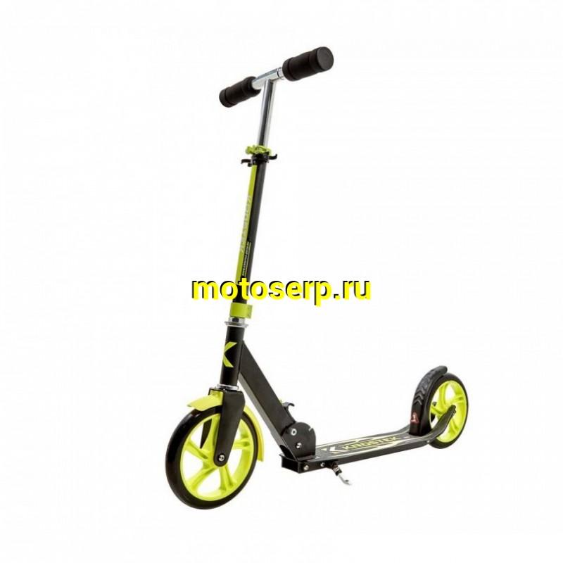 Купить  Самокат 2х колесный D 230 мм KROSTEK (Кростек) (шт) купить с доставкой по Москве и России, цена, технические характеристики, комплектация - motoserp.ru