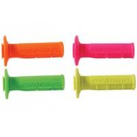 motoserp.ru - Ручки руля (грипсы) PROGRIP 794 FLUO MX Grips 22-25мм/122мм, цвет Желтый 11-03204 (компл) JP - МотоВелоЦентр г.Серпухов