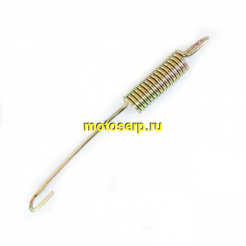 Купить  Пружина боковой подножки (L=150mm) Scorpion-1/2/3 (шт) (YM 58929 купить с доставкой по Москве и России, цена, технические характеристики, комплектация - motoserp.ru
