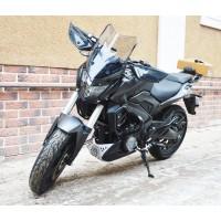 motoserp.ru - Мотоцикл BAJAJ DOMINAR D 400 (Доминар 400) нейкид (2019г) 390cc; ABS; 6 ск; 39.9л/с, двигатель КТМ DUKE; 4 клапана; жидк.охлаж;3 свечи на цилиндр (шт) - МотоВелоЦентр г.Серпухов