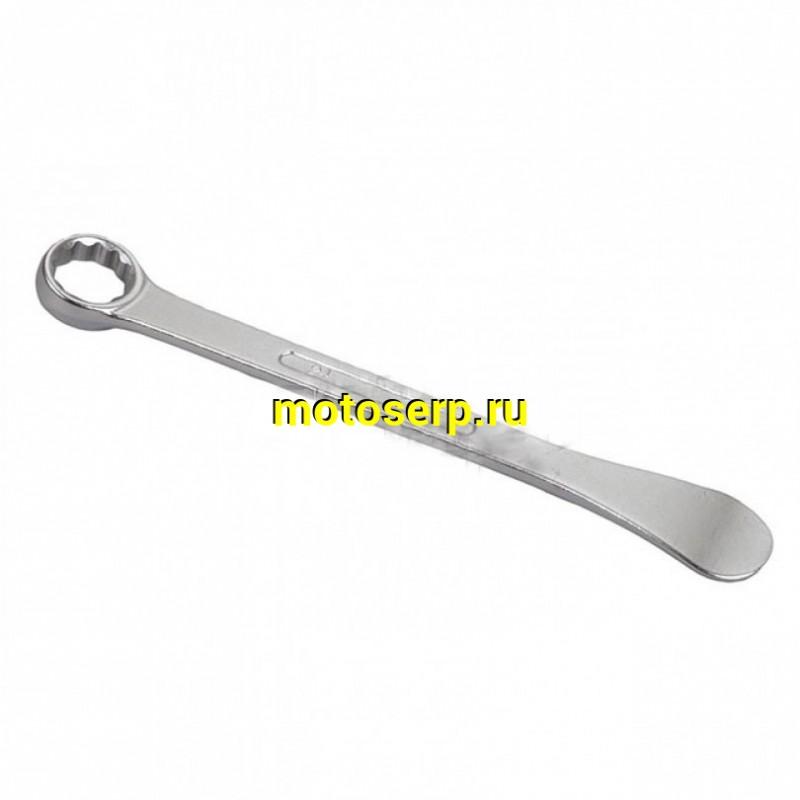 Купить  Монтажка,гаечный ключ 24 мм 11-03241 (шт) JP купить с доставкой по Москве и России, цена, технические характеристики, комплектация - motoserp.ru