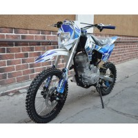 motoserp.ru - Питбайк WELS CRF250  (спортинв), 4Т, 250cc, амортизатор DNM, моточасы с тахометром, усилен. спицы, электро/кикстартер (шт) - МотоВелоЦентр г.Серпухов