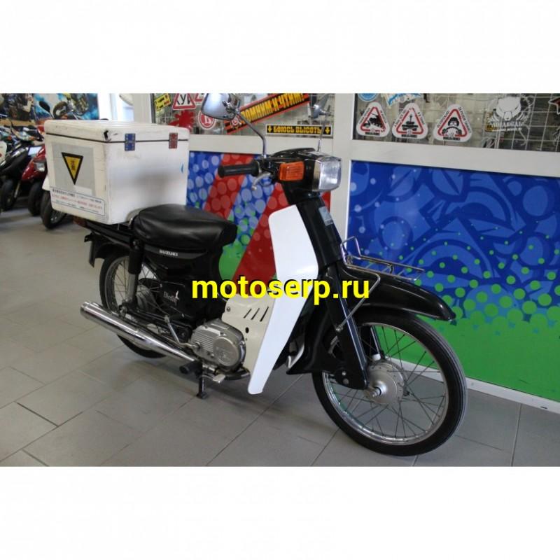 Купить  Мопед Suzuki Birdie 50 2т Из Японии,без пробега по РФ купить с доставкой по Москве и России, цена, технические характеристики, комплектация - motoserp.ru