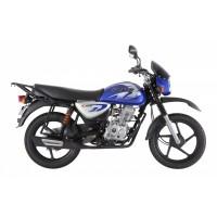 """motoserp.ru - Мотоцикл BAJAJ BOXER BM 125X 4хтакт., 124,8сс, 17""""/17"""", возд. охлажд. (шт) - МотоВелоЦентр г.Серпухов"""