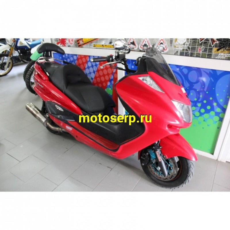 Купить  Максискутер Yamaha Majesty 250 2006г.в  с пробегом по РФ купить с доставкой по Москве и России, цена, технические характеристики, комплектация - motoserp.ru