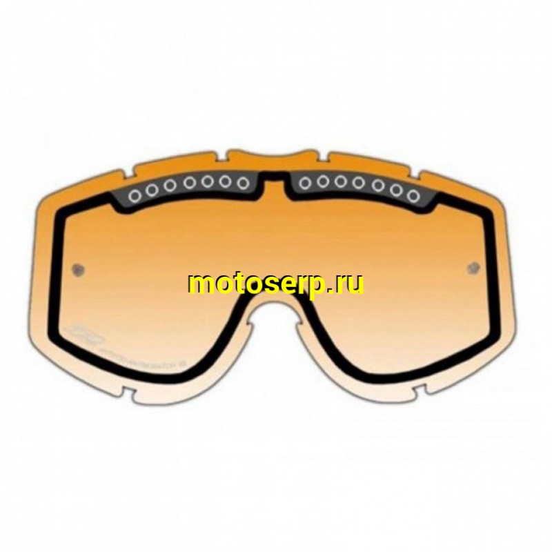 Купить  Стекло для очков сменное PROGRIP3257, цвет Оранжевый двойное, затемненные 31-03528 JP (шт) купить с доставкой по Москве и России, цена, технические характеристики, комплектация - motoserp.ru