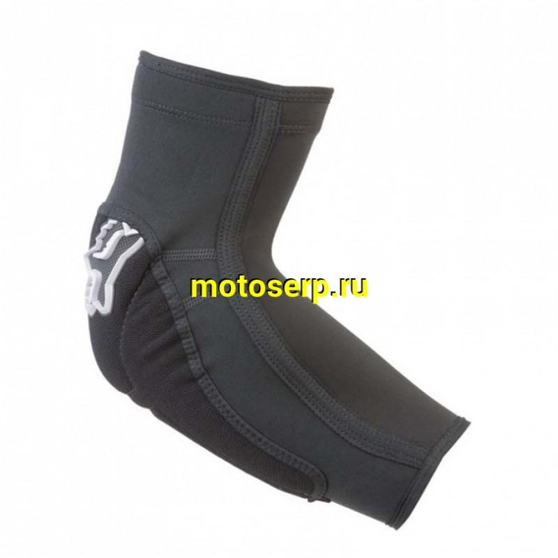 Купить  Наколенники Fox Launch Enduro knee pad серые  защитные M (пар)  (JMC 2326 купить с доставкой по Москве и России, цена, технические характеристики, комплектация - motoserp.ru