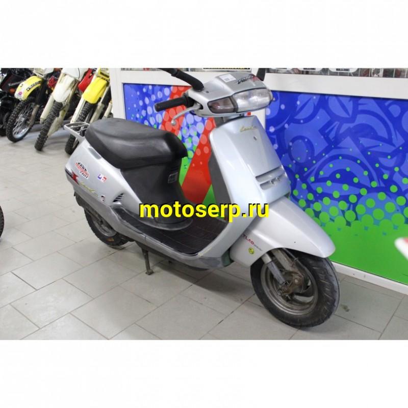 Купить  Скутер Honda LEAD 90 HF05 1999 г.в. Из Японии,без пробега по РФ купить с доставкой по Москве и России, цена, технические характеристики, комплектация - motoserp.ru