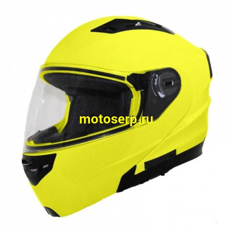 Купить  Шлем трансформер (модуляр) Vega VERTICE Solid с встроенными очками (2XL,3XL) (уценка, закусывает механизм забрала, не большие потертости) (шт) (0 купить с доставкой по Москве и России, цена, технические характеристики, комплектация - motoserp.ru