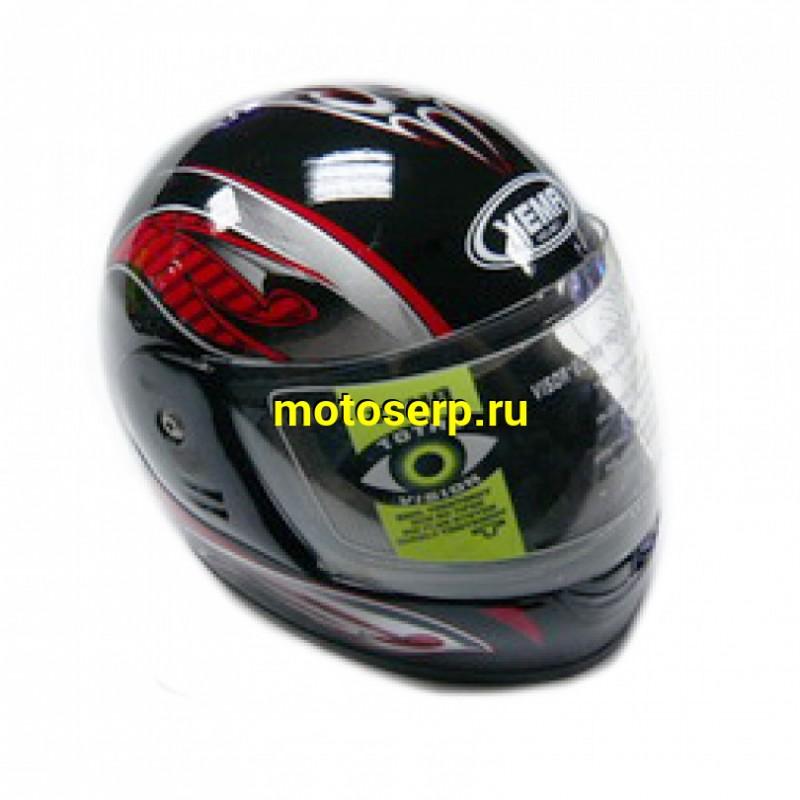 Купить  Шлем закрытый  YM-806А  интеграл (шт) (MM 29813 (MM 29814 (MM 29815 купить с доставкой по Москве и России, цена, технические характеристики, комплектация - motoserp.ru