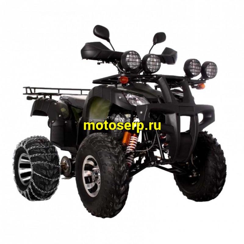 Купить  250cc Квадроцикл AVANTIS HUNTER 250 PREMIUM (Хантер 250 Люкс) утилит 2х4, 4тактн.; 250cc; электростарт, КПП мех. 4+1(шт.) (зак) купить с доставкой по Москве и России, цена, технические характеристики, комплектация - motoserp.ru