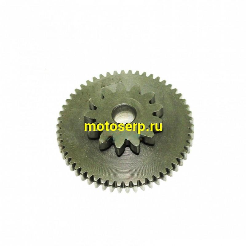 Купить  Шестерня электростартера 158QMJ промежуточная 1, сталь (шт) (VM 34141J05F000 купить с доставкой по Москве и России, цена, технические характеристики, комплектация - motoserp.ru