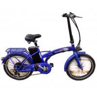"motoserp.ru - Электровелосипед 20"" 250 Вт C.MOTO E.F.M складная рама, съёмная Li-ion батарея, адаптер 220В  (шт) (C-MOTO - МотоВелоЦентр г.Серпухов"
