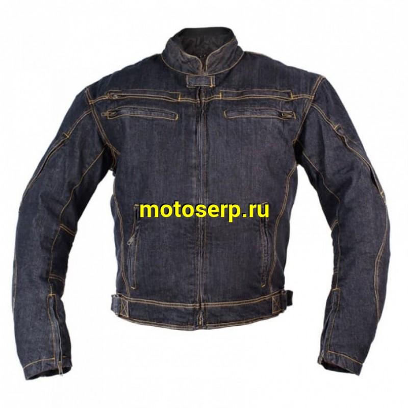 Купить  Куртка с жесткими вставками джинсовая BOSA VEGAS L (шт) (Баркалова купить с доставкой по Москве и России, цена, технические характеристики, комплектация - motoserp.ru