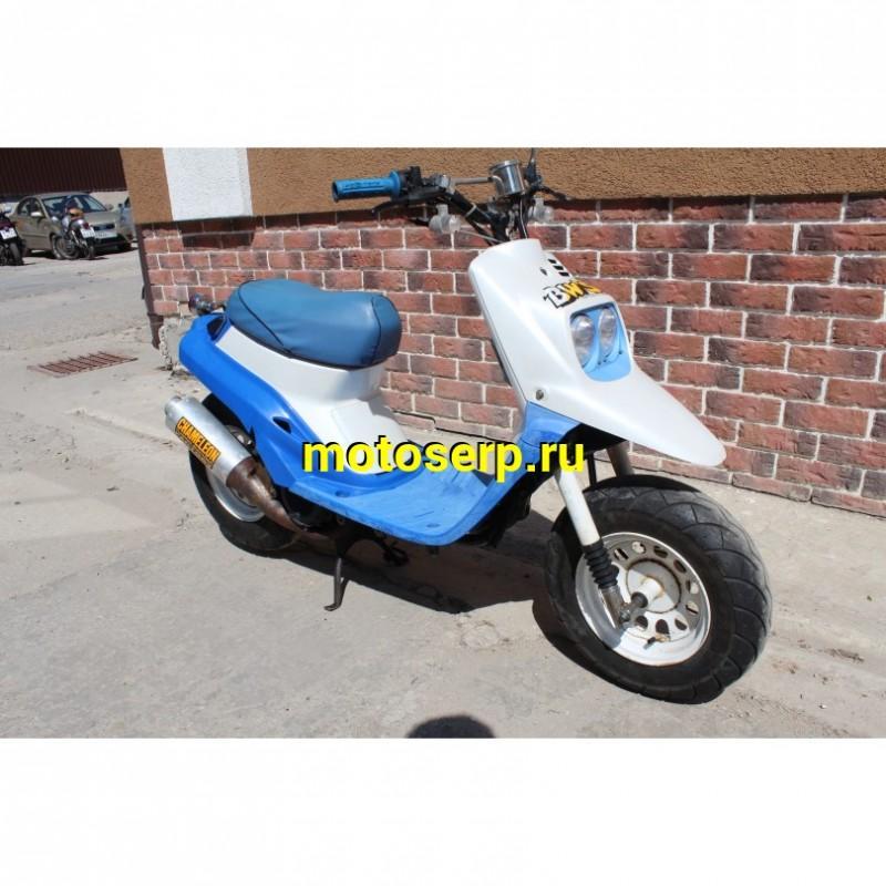 Купить  Скутер Yamaha BWS 50 Original 1998г.в.(тюнинг) Из Японии, без пробега по РФ купить с доставкой по Москве и России, цена, технические характеристики, комплектация - motoserp.ru