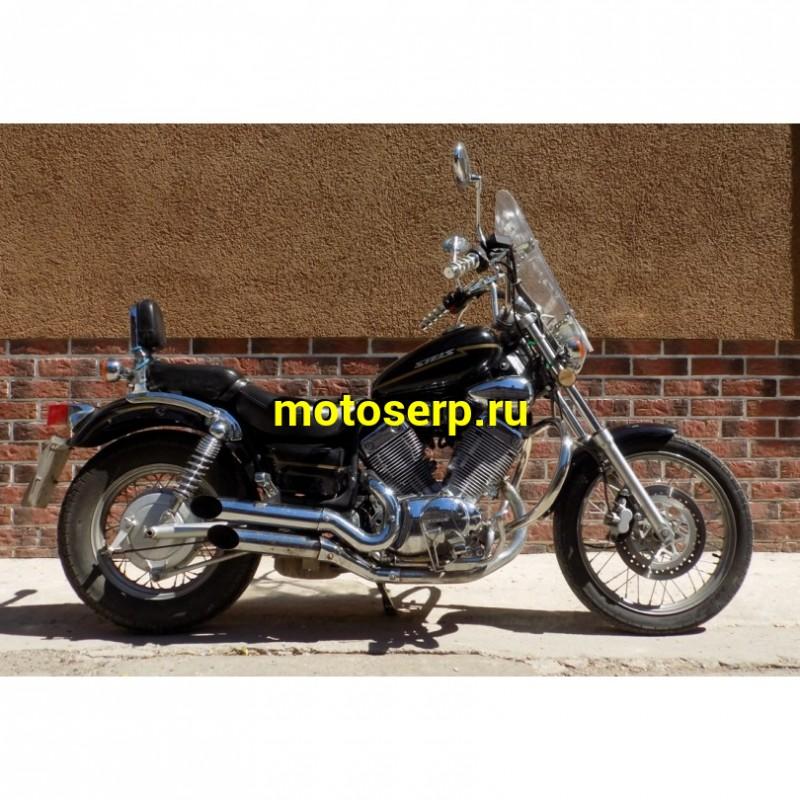 Купить  Мотоцикл STELS 400 CRUISER Б/У, пробег 8956 км,399cc, 4 так, 2-цилиндр., диск/бараб 3.00-19/140/90-15 (шт) купить с доставкой по Москве и России, цена, технические характеристики, комплектация - motoserp.ru