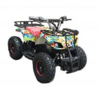 motoserp.ru - Квадроцикл электро MOTOLAND ATV E005  1000Вт, диск/диск (шт) - МотоВелоЦентр г.Серпухов