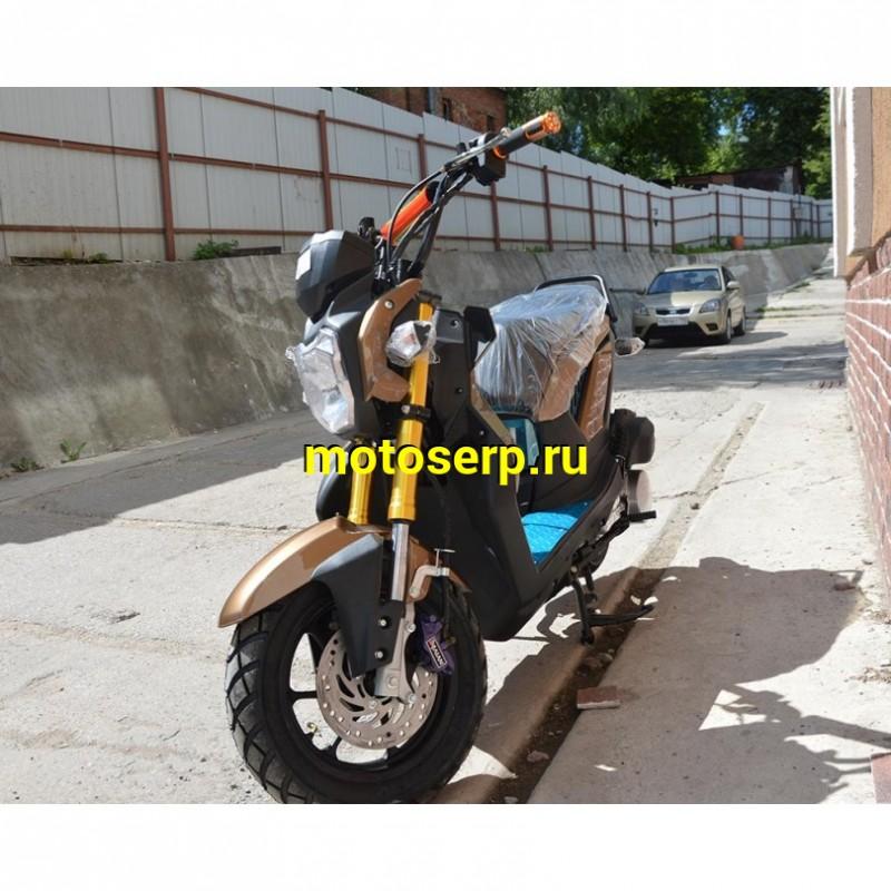 Скутер Vento NAKED (Коричневый) купить в Краснодаре цена в