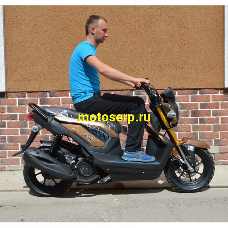 Купить скутер VENTO NAKED 49 cc с доставкой по России