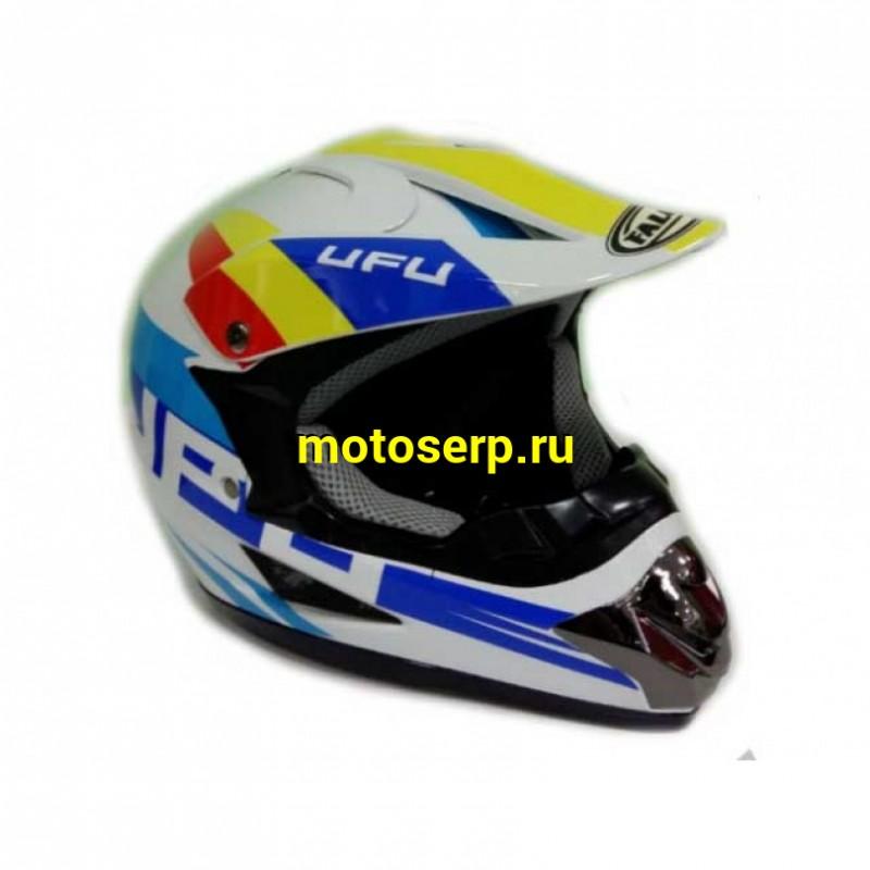 Купить  Шлем Кросс CR-168 (шт) (Грехнева купить с доставкой по Москве и России, цена, технические характеристики, комплектация - motoserp.ru
