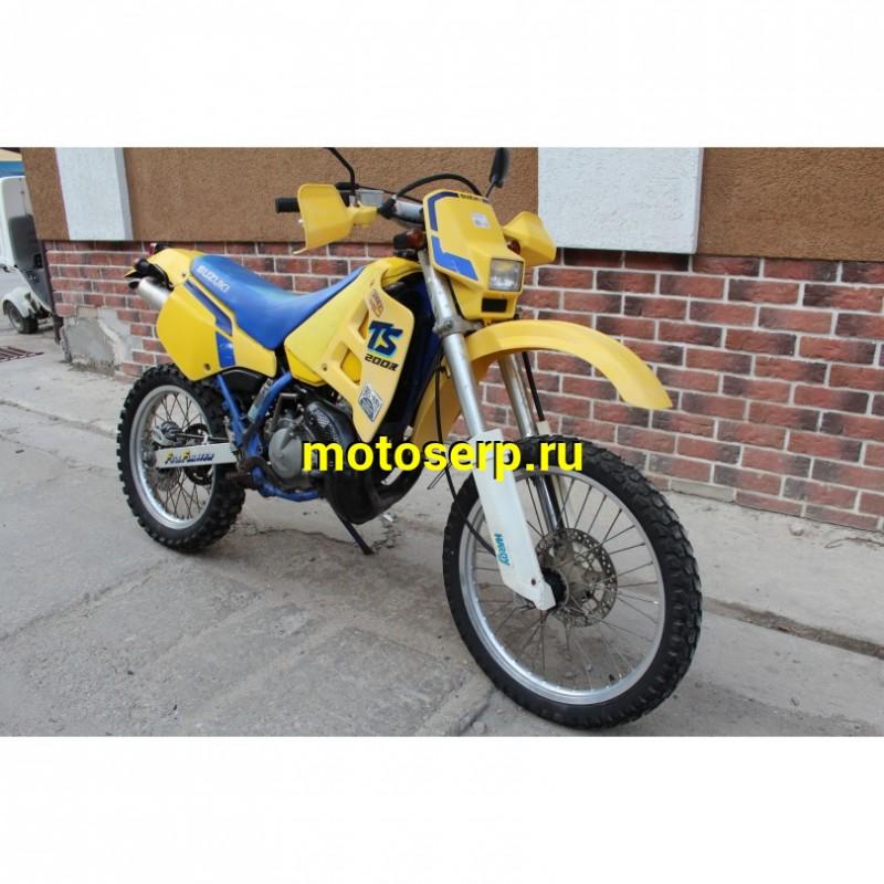 Купить  Мотоцикл Suzuki TS200R 1995г.в.35л.с Из Японии, без пробега по РФ купить с доставкой по Москве и России, цена, технические характеристики, комплектация - motoserp.ru