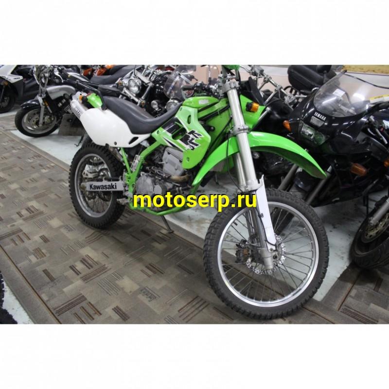 Купить  Мотоцикл KAWASAKI KLX250 1999г.в 26000км купить с доставкой по Москве и России, цена, технические характеристики, комплектация - motoserp.ru